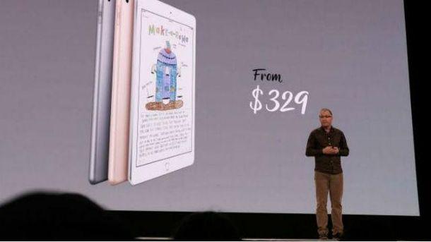 Apple представила новий iPad для школярів і студентів