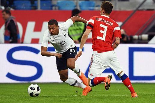 Fare Network требует отФИФА расследовать проявления расизма вовремя матча РФ