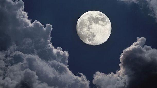 Другий повний Місяць 31 березня 2018