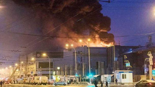 Руководитель СКпровел встречу сродными погибших в«Зимней вишне»