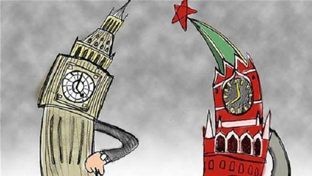 Росія заявила про вислання щепонад 50 британських дипломатів