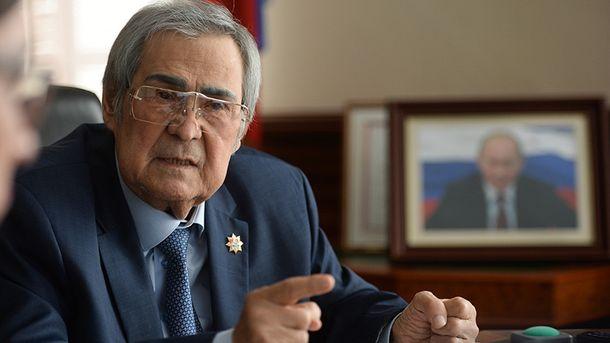 Через пожежу вКемерово з64 загиблими губернатор подав у відставку