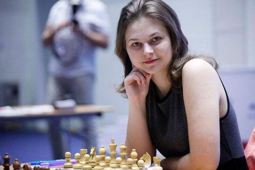 Россиянка Анастасия Боднарук стала вице-чемпионкой Европы побыстрым шахматам