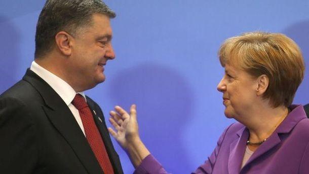 Президент Украины находится наматче Мариуполь