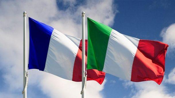 МИД Италии выразил протест Франции