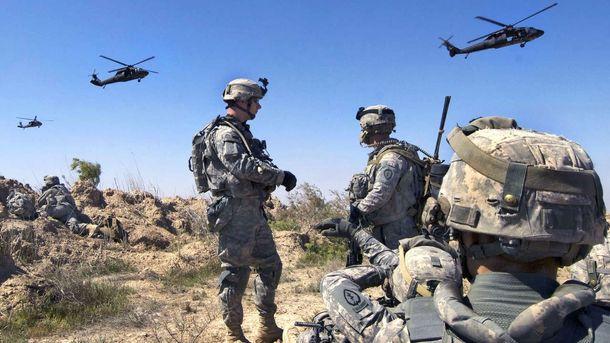 США устанавливают две военные базы врайоне сирийского Манбиджа
