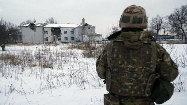 Пропавший взоне АТО украинский военный найден мертвым— Штаб