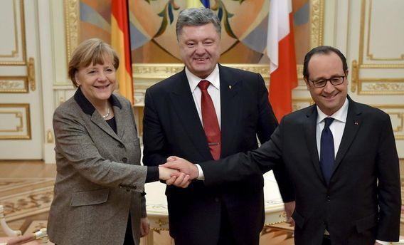 РосЗМІ: «Нормандський формат» щодо миротворців ООН наДонбасі планують без Росії