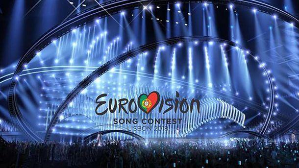 Український співак Mеlovin своїм виступом закриє другий півфінал «Євробачення-2018»