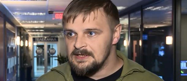 Доброволец Алексей Бык по делу Бубенчика