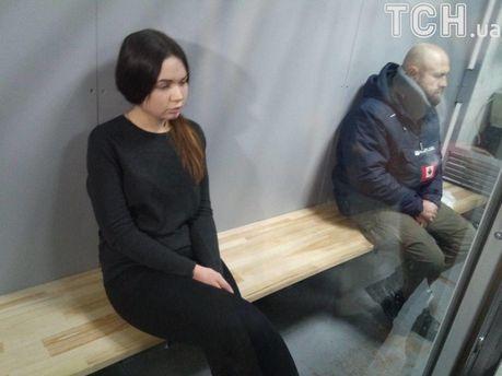 Милиция поведала ореакции Зайцевой иДронова наДТП