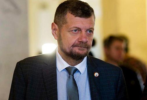 Мосійчук розкритикував Горбатюка за відсутність результатів розслідування злочинів проти Майдану