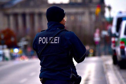 ВГермании шофёр фургона въехал вгруппу людей ипокончил ссобой