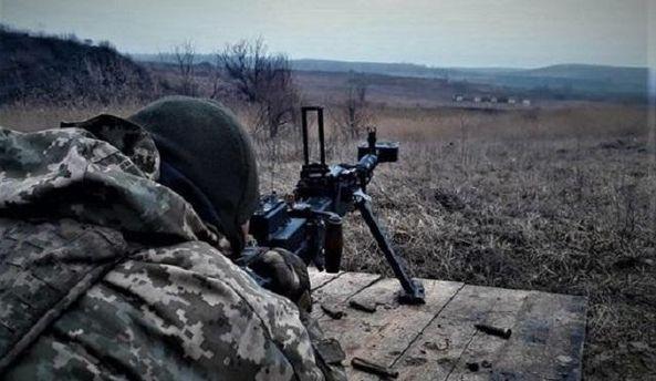 За минувшие сутки боевики 42 раза нарушали режим тишины взоне АТО