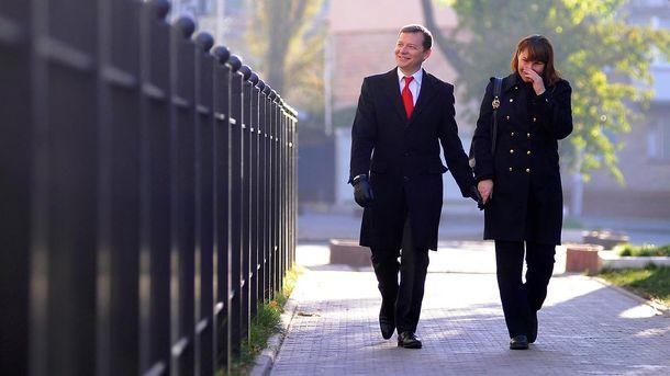 20 лет думал: Ляшко решил узаконить брак