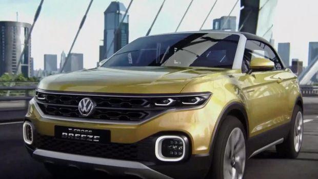 Volkswagen представив свою новинку –