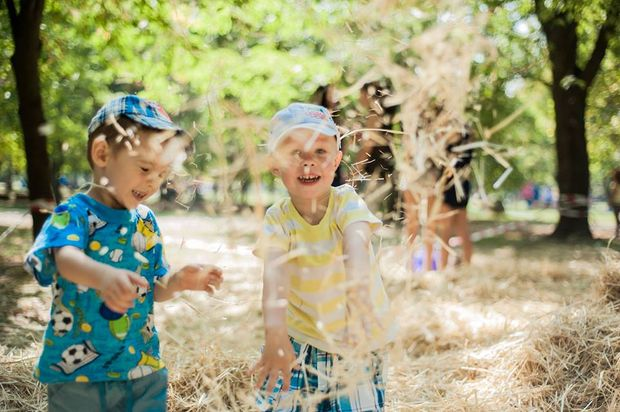 План заходів на День дитини в Харкові