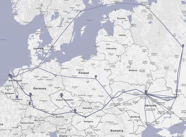 Телеком-оператор Wnet працює не лише в Україні