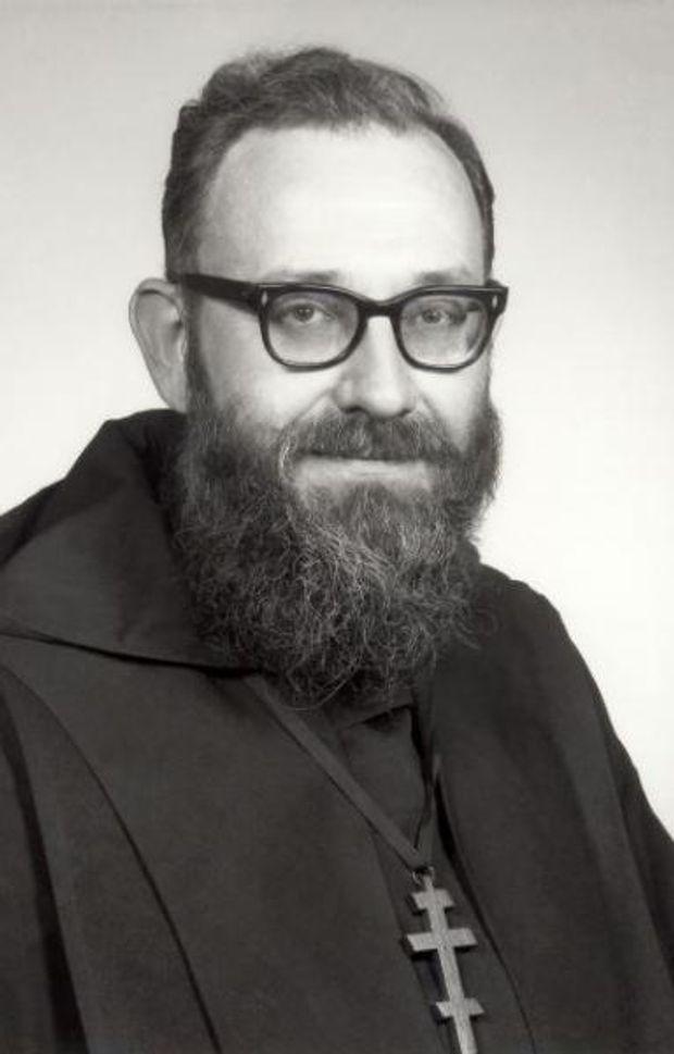 Любомир Гузар в юності