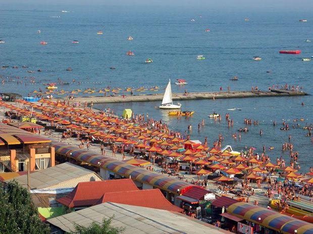 Відпочинок на морі в Україні - Залізний Порт