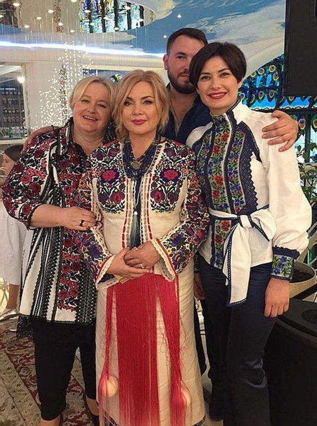 Світлана Білозір відсвяткувала 60-річчя