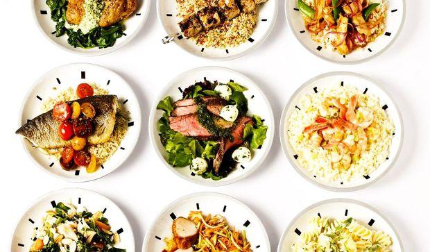 Основне правило схуднення: їжте 5-6 разів на день