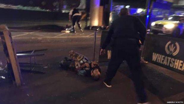 Фото одного з ймовірних терористів, що скоїли серію нападів у Лондоні