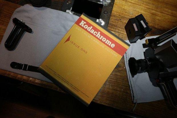 Перший випуск журналу Kodachrome