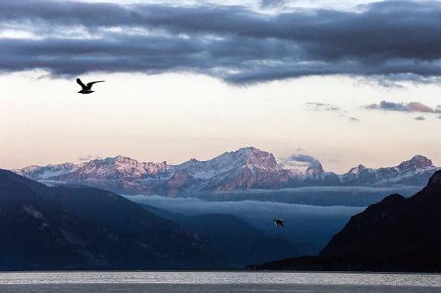 Швейцарія безвіз: Женевське озеро
