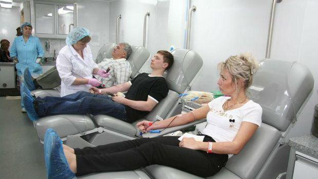 Туляков призывают сдавать кровь— Всемирный день донора