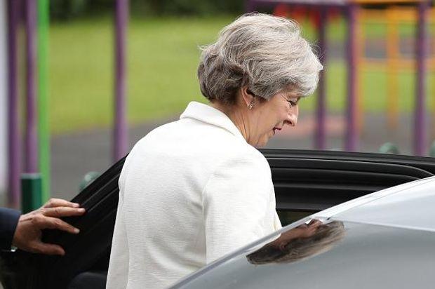 Трамп удивился результатам английских парламентских выборов