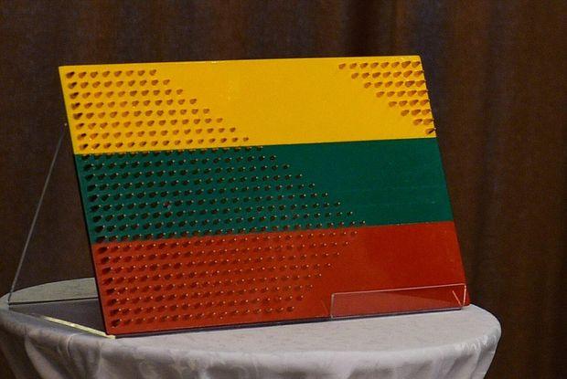 Президент Литви привезла корисний подарунок уХарків