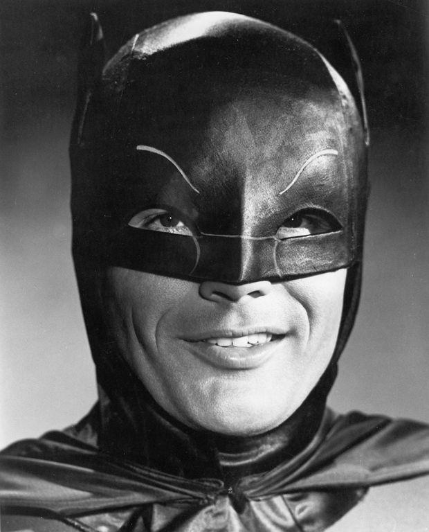 Помер актор Адам Вест, який зіграв Бетмена