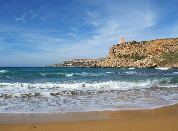 Найчистіші пляжі Європи: Мальта, пляж Айн-Туффіха