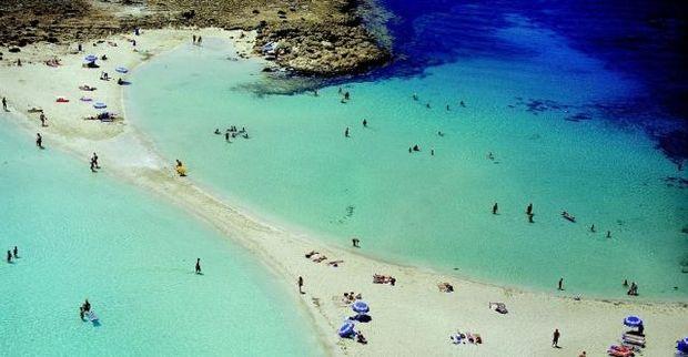 Пляжі Кіпру – одні з найчистіших у Європі