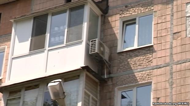 Таємна квартира  Поклонської