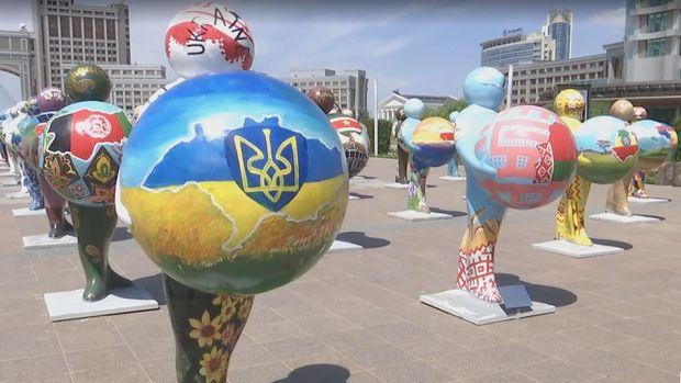 ВКиеве обиделись наКазахстан закарту Украины без Крыма