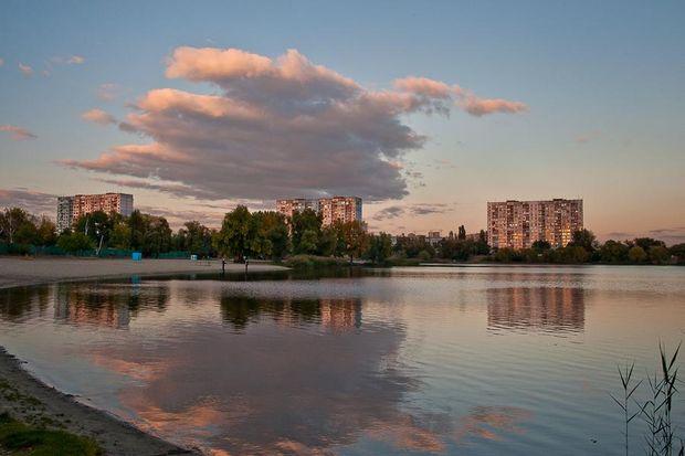 Водойми Києва для купання: Тельбін