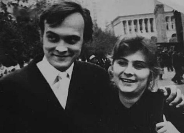 Іван та Марічка Миколайчуки