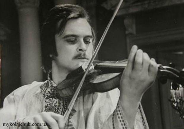 Улюбленим інструментом Івана Миколайчука була скрипка