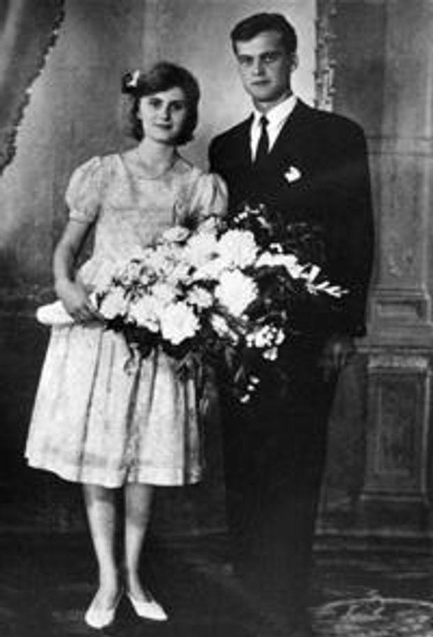 Іван Миколайчук одружився з Марією Карп'юк
