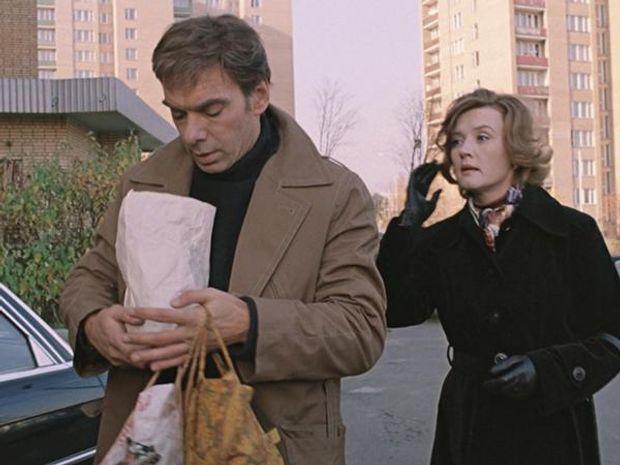Баталов, кіно, Москва сльозам не вірить