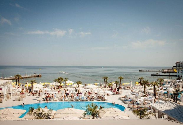 Пляжі Одеси: Ібіца