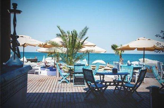 Пляжі Одеси: Caleton