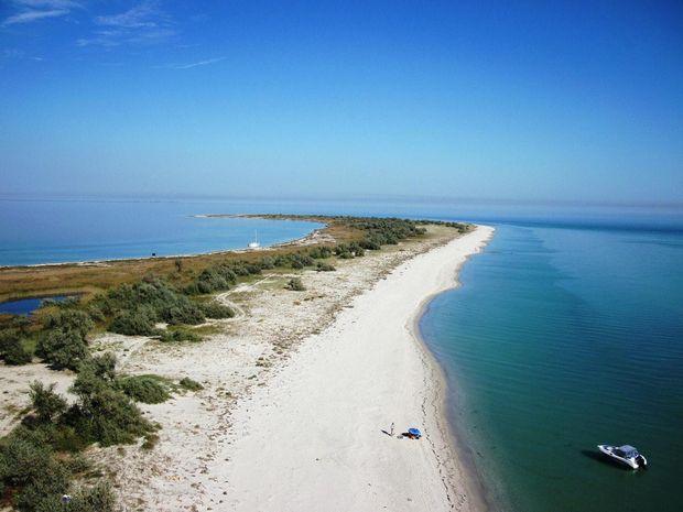 Відпочинок в Одеській області: Затока