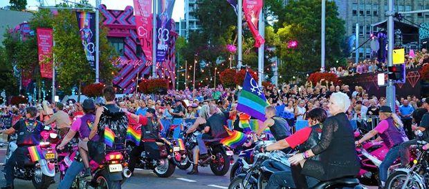 Sydney Mardi Gras в Австралії