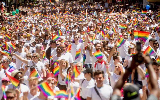 Стоунволлські бунти стали поштовхом для Маршів рівності