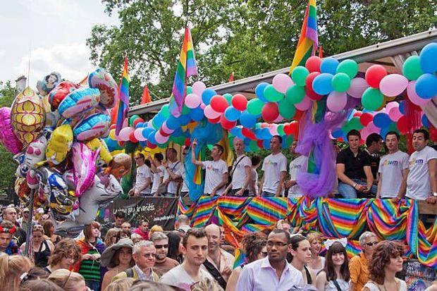 ЛГБТ-прайд у Франції