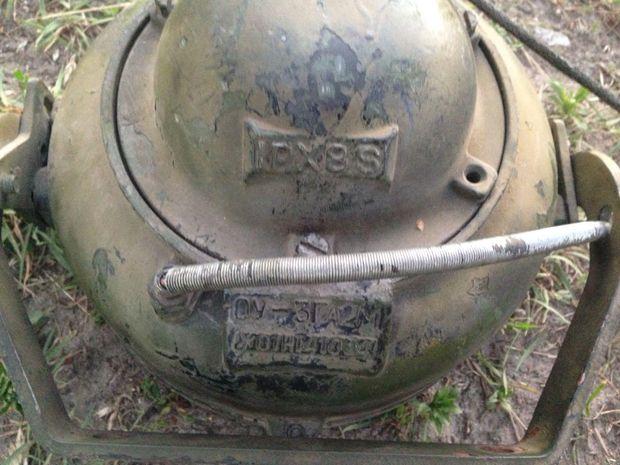 Танковий прожектор типу