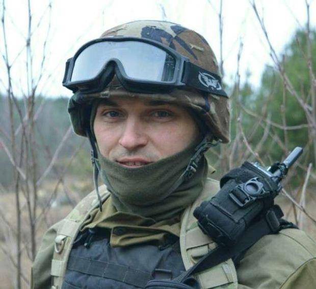 Зниклий на Луганщині нацгвардієць Олександр Бойко